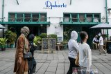 Selama PSBB transisi  pengunjung Museum Sejarah Jakarta turun drastis