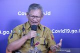 Achmad Yurianto pun bertanya, masih asinkah rasa air laut
