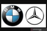 Mercedes-BMW tunda aliansi mobil swakemudi