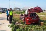 Dua tewas dalam kecelakaan di ruas tol Bakauheni-Terbanggi Besar