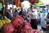 Menko PMK:  Jangan sampai pasar di Indonesia seperti di Beijing