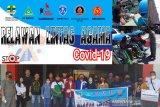 Pemuda lintas agama Sulteng berbagi kepada warga terdampak COVID-19