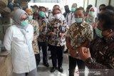 Menaker sidak penerapan protokol kesehatan perusahaan di Yogyakarta