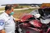 Korban kecelakaan di JTTS Bakauheni-Terbanggi dijamin Jasa Raharja