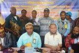 Kantor Staf Kepresidenan terima aspirasi partai lokal Papua