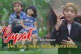 Anak Didi Kempot dan Betrand Peto kolaborasi nyanyikan lagu
