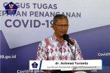 Berikut tujuh provinsi tanpa kasus baru COVID