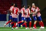 Atletico Madrid umumkan dua kasus positif COVID-19 jelang lanjutan Champions