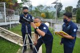 Gerhana Matahari cincin tidak terlihat di Banjarnegara