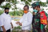 Wagub Sulsel pantau proyek keramba jaring apung di Kabupaten Bone