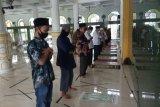Jamaah Masjid Nurul Falah Agam laksanakan shalat gerhana matahari