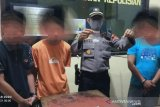 Polisi tangkap tiga warga Palu bawa sabu saat KRYD