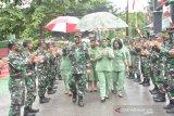 Danrem ingatkan anggotanya bersama rakyat dan berakhlak TNI kuat