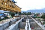 Pembangunan Jembatan Palu V ditargetkan selesai pertengahan Juli 2020