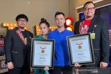 RANS Entertainment milik Raffi Ahmad raih rekor MURI