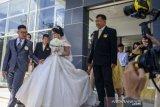 Paket pernikahan di hotel dibuka kembali
