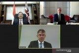 Indonesia-Inggris bekerja sama pengendalian AMR hingga COVID-19