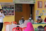 BNI Cabang Dumai dan Dinsos Bengkalis edukasi penerima Bansos