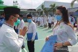 Lapas Riau kelebihan kapasitas 7.207 narapidana