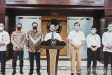 Mahfud MD: Proses hukum yang berjalan jangan diombang-ambingkan opini