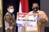 Provinsi Lampung raih tiga penghargaan lomba inovasi terkait COVID-19