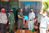 Jasa Raharja Lampung serahkan santunan korban kecelakaan lalu lintas di JTTS