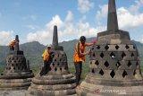 Pembukaan Candi Borobudur untuk umum tunggu rekomendasi gugus tugas COVID-19