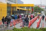 Lebih seribu karyawan perusahaan pengolahan daging Jerman Toennies positif corona