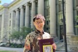 Andhika Sudharman cetak sejarah Indonesia di Harvard Law