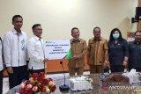 BP Jamsostek NTT bantu beras dan masker untuk Kabupaten Kupang