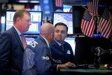 Saham-saham Wall Street sebagian dibuka jatuh, Indeks Dow turun dan Nasdaq naik