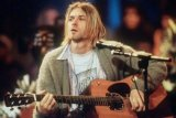 Gitar Kurt Cobain di terjual seharga Rp85 miliar