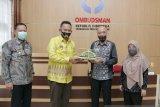 Tingkatkan kualitas pelayanan publik, Wakil Bupati Pringsewu konsultasi ke Ombudsman