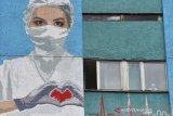 Ukraina 'lockdown' ketat, tutup sekolah dan restoran