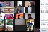 Kegiatan web-seminar KPU Sumbar disusupi orang dari luar negeri