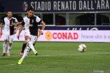 Juve tundukkan Bologna 2-0 untuk unggul empat poin di pucuk klasemen