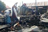 Kebakaran asrama pesantren diduga akibat korsleting listrik