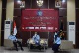 Kakanwil Kemenkumham Sulsel sambangi Balai Harta Peninggalan Makassar