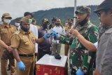 Apel luar biasa saksikan anggota KKB serahkan senjata api di Puncak Jaya
