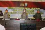 Personel Polda Sulsel diberikan pembinaan penanggulangan radikalisme