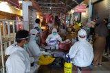Pasar Panorama Bengkulu klaster baru penularan COVID-19