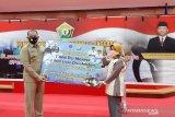 BPP Kendari serahkan 7 ribu masker dan disinfektan ke Pemprov Sultra
