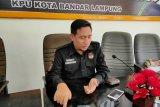 KPU Kota Bandarlampung verifikasi dukungan dua calon wali kota independen