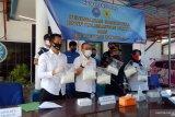 BNNP Kaltara berhasil gagalkan peredaran sabu sebanyak enam kilogram