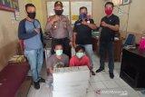 Polisi ringkus dua pencuri baterai tower penyedia layanan telekomunikasi di Palu