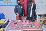 Pengurus organisasi pemuda di KSB diciduk polisi karena diduga jadi pengedar sabu
