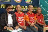 Kosumsi sabu,  nelayan Malaysia kembali ditahan