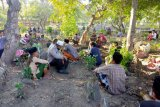 Tukang ojek tertimpa tower tandon air di Pasar Pancor akhirnya meninggal