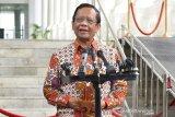 Mahfud MD: Proses hukum jangan diombang-ambingkan opini
