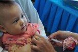 Cakupan imunisasi di Sumsel baru 35 persen sejak pandemi